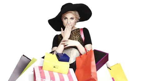 I'M A SHOPAHOLIC AND CAN'T STOP SPENDING